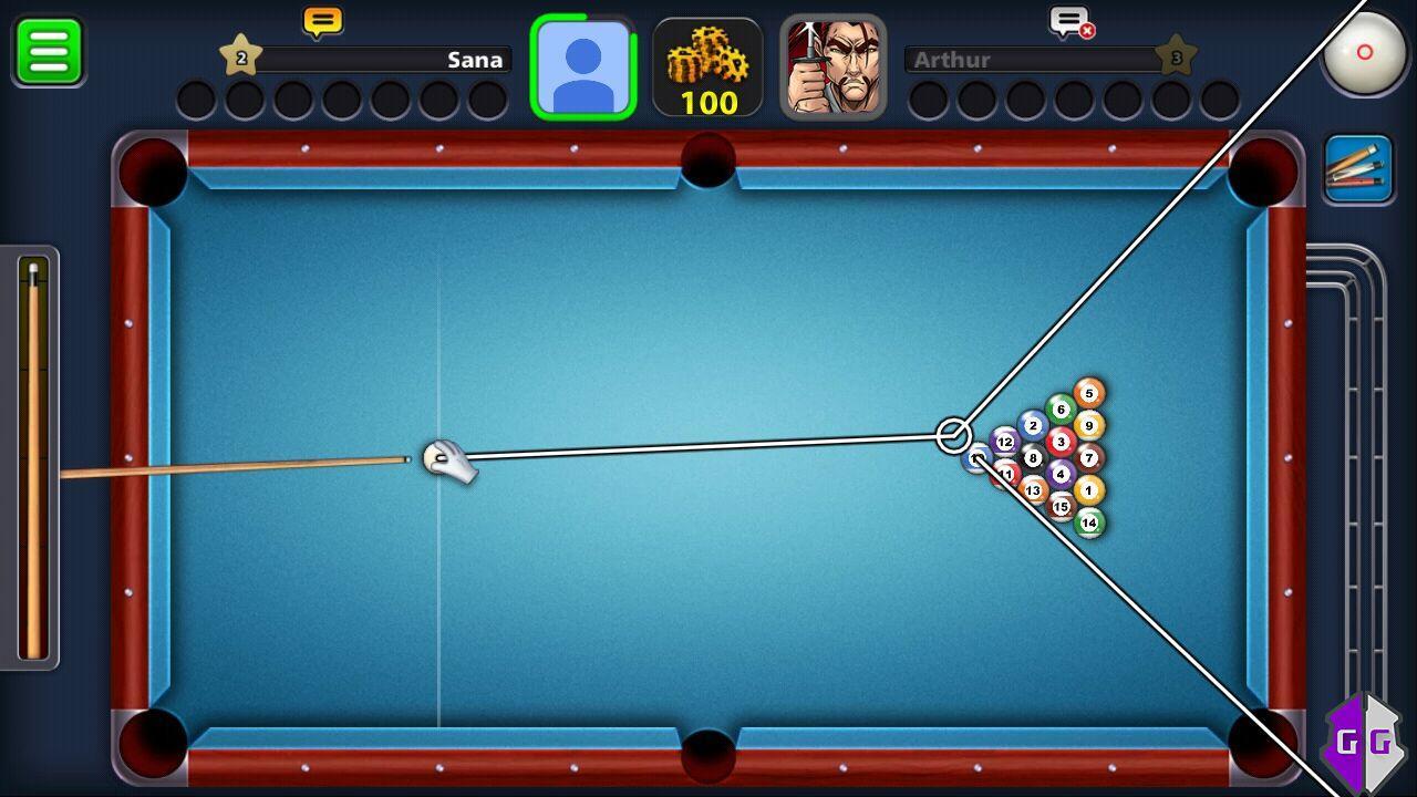 هک بازی 8ball